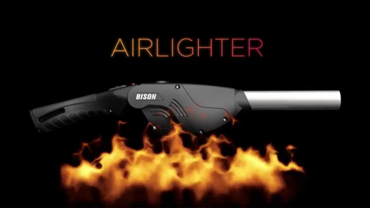 Bison Airlighter 420 (White) video thumbnail