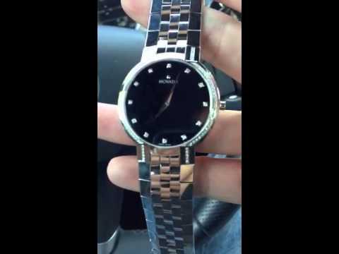 Y u should not buy a Movado watch YouTube