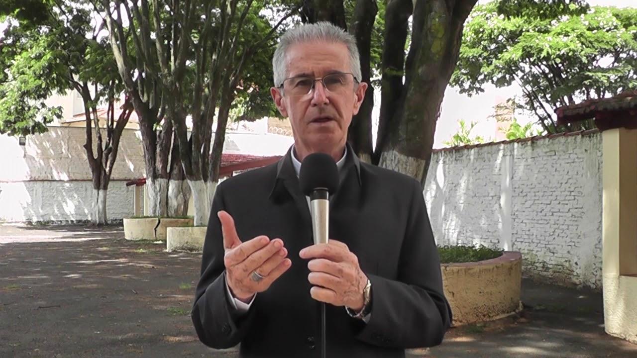 Dom Paulo Mendes Peixoto celebra no dia 25 de fevereiro aniversário natalício e episcopal
