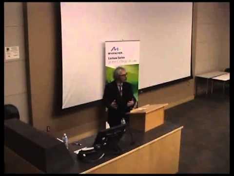 Guest Speaker: Jonathan Rudin