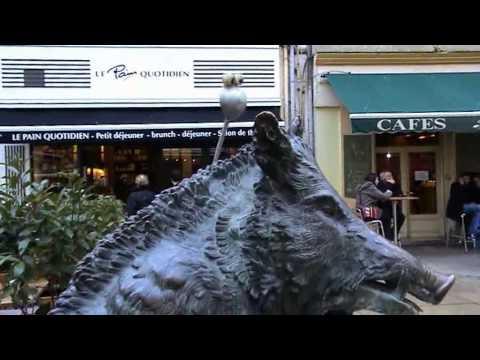 Les voyages de grand-mère - Aix en Provence