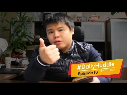Daily Huddle - Ep 16 | BEST Advice From Robert Kiyosaki From Rich Dad Poor Dad