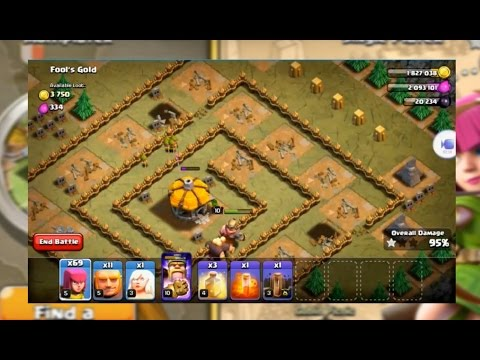 Easy Guide to Record Clash of Clans on iOS and Android