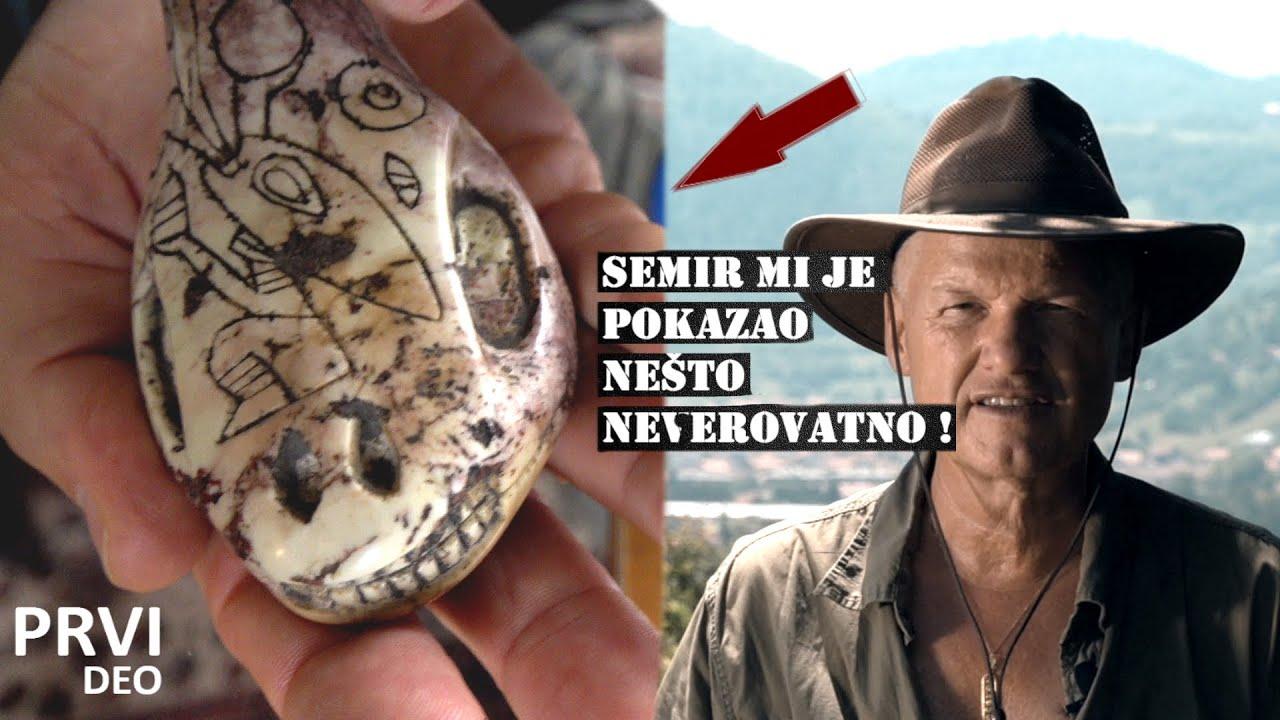 """"""" Pronašli su hiljade čudnih artifakta ! """" SEMIR OSMANAGIĆ prvi deo"""