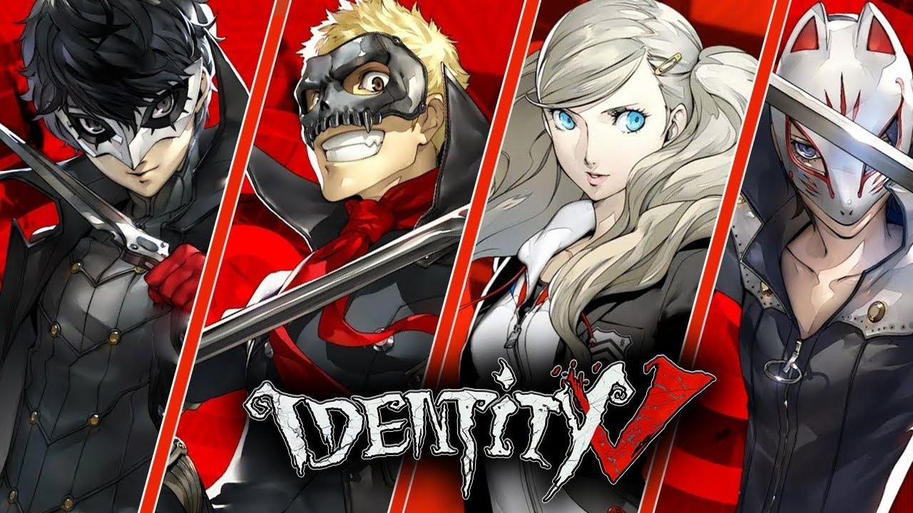 Identity V x Persona 5 - The *REAL* Story!