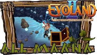 EVOLAND 2 | All Maana Locations | All Guardians (Fina, Menos, Velvet)
