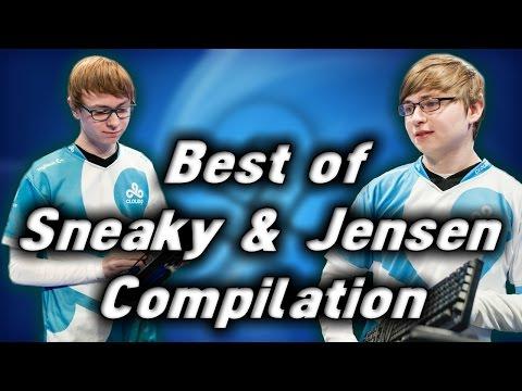 Best of Sneaky & Jensen Compilation (ft. Rush, Meteos, Balls, PerkZ, Impact, Bunny FuFuu & more!)