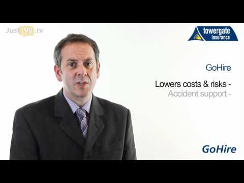 GoHire Pay-as-you-go Insurance for Self-drive Hire | Towergate