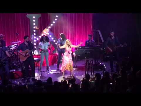 Kylie Minogue - 'All The Lovers' - Bowery Ballroom - NYC - 62518
