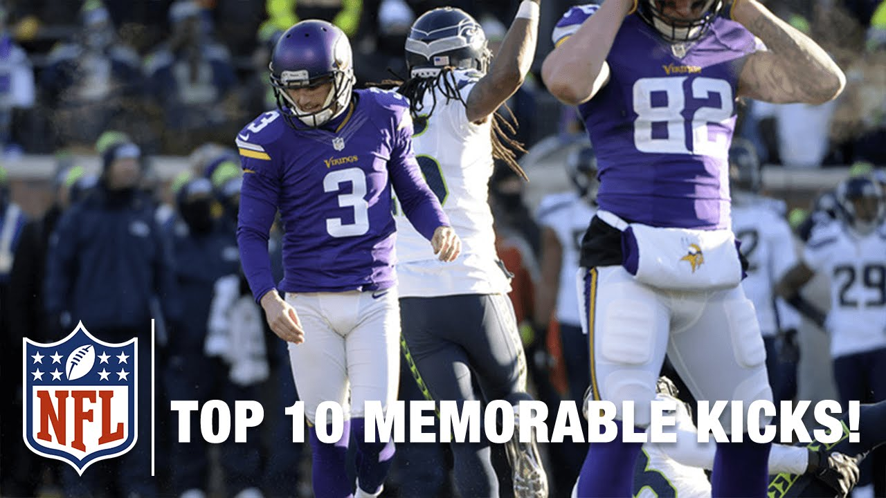 Download Top 10 Most Memorable Field Goals & Misses in NFL History!
