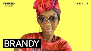 Brandy Baby Mama Official Lyrics & Meaning | Verified