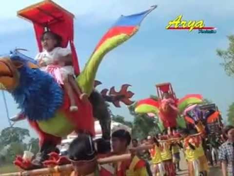 Elang Dangdut - Mega Sari - Kelangon ( Arya Production )