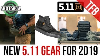 [SHOT Show 2019] 5.11 Tactical's New Gear and Apparel