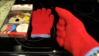 Tuff Glove Review-Hot Surface Protector