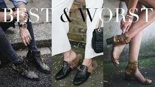 Best & Worst Designer Shoes 2018 | Worth The Money?