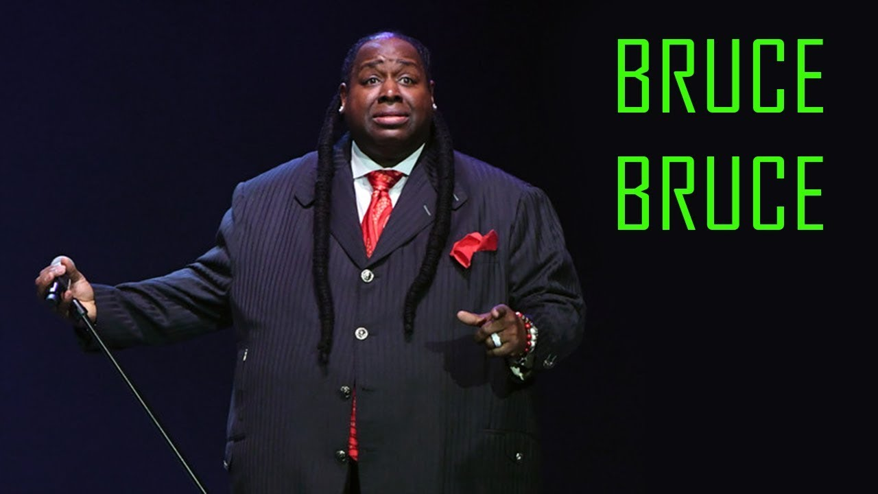 TRY NOT TO LAUGH :Best of Bruce Bruce(Stand up Comedy)