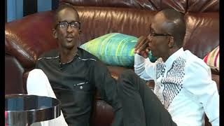 """""My wife is not talented"" Njugush 
