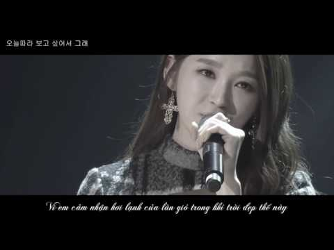 [Vietsub] Missing you today (acoustic) - Davichi