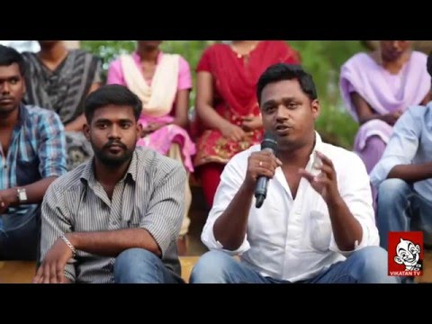 Youngsters opinion on Law & Order in TN | Nam Viral Nam Kural