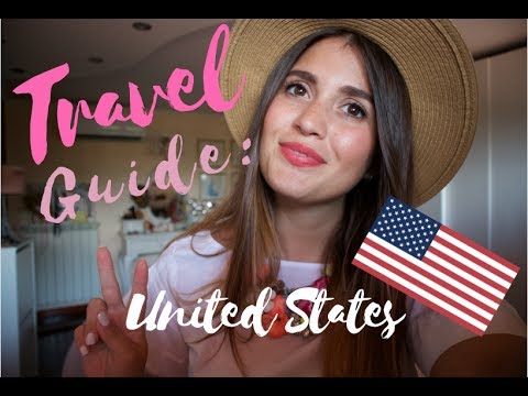 Travel Guide- United States