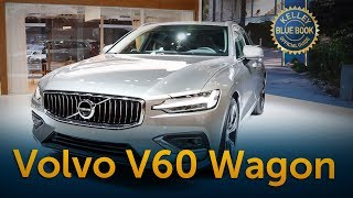 2019 Volvo V60 - 2018 New York Auto Show