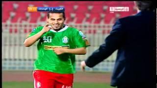 Wehdat - Kuwait, Goal 1