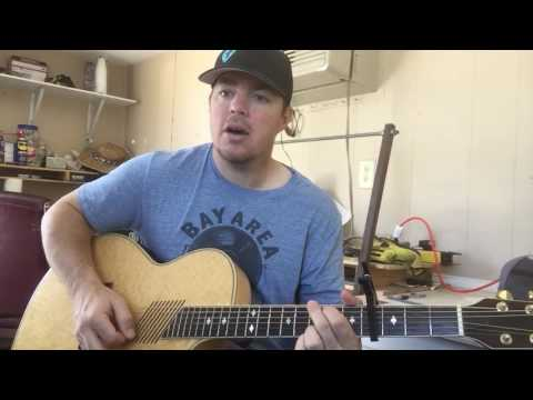 Sleep Without You | Brett Young | Beginner Guitar Lesson