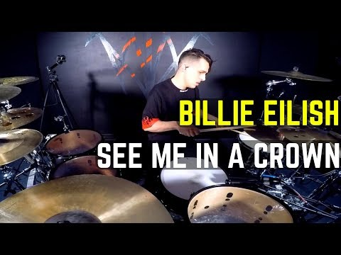Billie Eilish - You Should See Me In A Crown  Matt McGuire Drum Cover