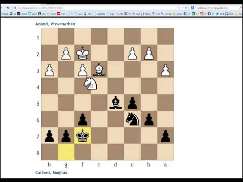 Modern Chess #16 - Zurich 2014 Round 5: Anand vs Carlsen