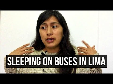 Sleeping On City Buses (Video 51)