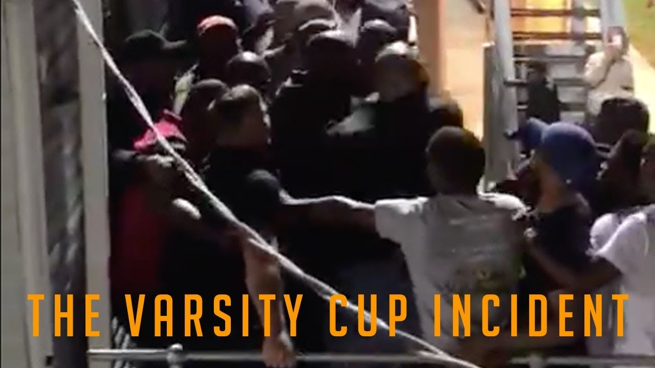 The Varsity Cup Incident | South Africa #1