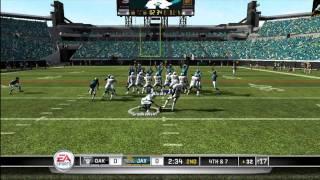Madden NFL 11 Gameplay