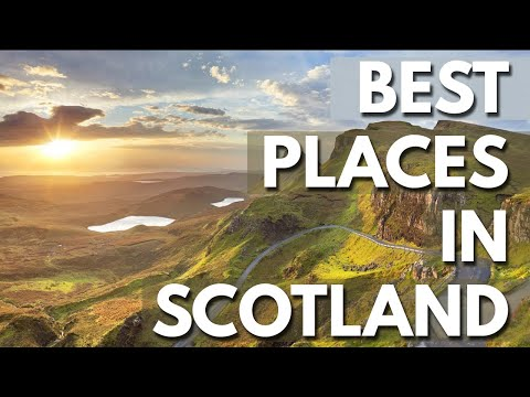 10 Best Travel Destinations in Scotland