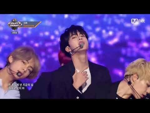 BTS (방탄소년단) - Tomorrow (BTS COUNTDOWN 20171012 @ M COUNTDOWN)