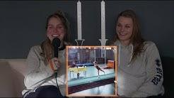 Kirsten Knip en Nika Daalderop reageren op hun eigen Instagramposts
