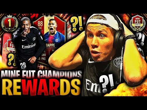 FIFA 19 REWARDS fra FUT CHAMPIONS gir oss SINNSYK SPILLER 📝💥 *WEEKEND LEAGUE WALKOUT REWARDS*