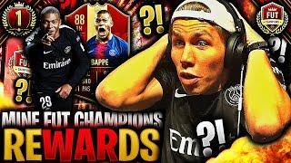 FIFA 19 REWARDS fra FUT CHAMPIONS gir oss SINNSYK SPILLER 📝💥 *WEEKEND LEAGUE WALKOUT REWARDS*
