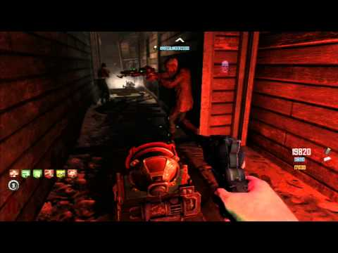 Thirst and Friends; BO2 Zombies w Knifeslinger and Android Pt. 2