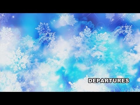Departures - Globe - / Cover