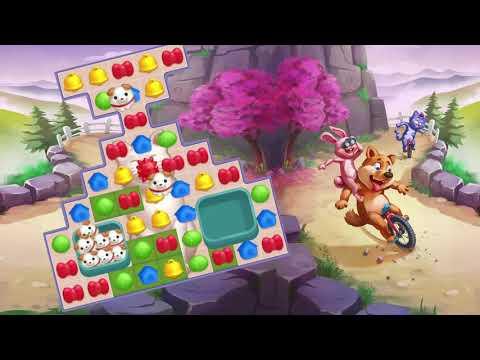 pet fever: match 3 pet game - fun matching games hack
