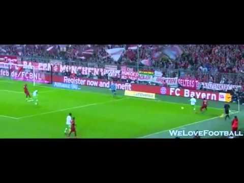 Lewandowski's 5 goals as it happened in real time(in German)