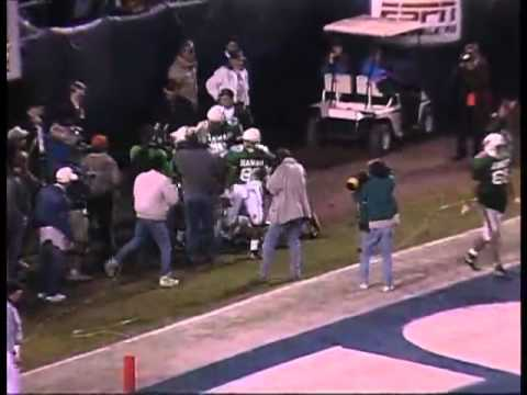 Dec. 30, 1992 Holiday Bowl Illinois vs. UH 27-17 Victory