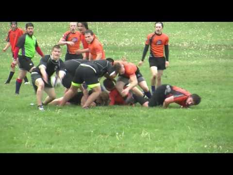 Oregon Stoughton Rugby vs LaFollette High School 5 13 2016