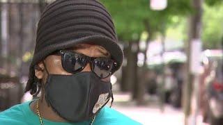 'He Was Trying to Kill Me': Subway Stabbing Survivor Shares His Story | NBC New York