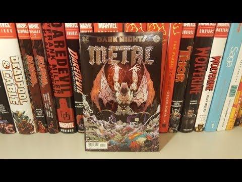 Dark Knight Metal Vol 1 Issue 3 Overview