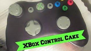 Cómo Hacer Un Control De XBox En Pastel Fácil! - Madelin