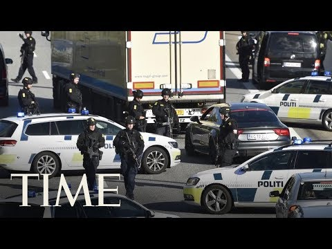 Police Just Cut Off Copenhagen From The Rest Of Europe For A Massive Manhunt | TIME
