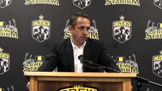 Press Conference: Robert Warzycha After Chivas