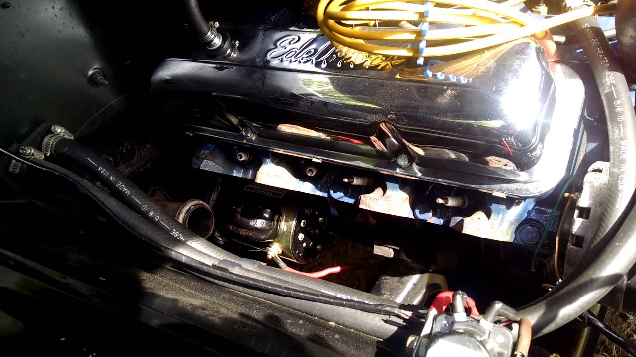 small resolution of blown head gasket 1966 ford f100 4