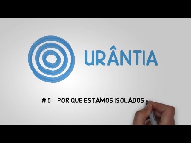 # 5 - Por que estamos isolados?